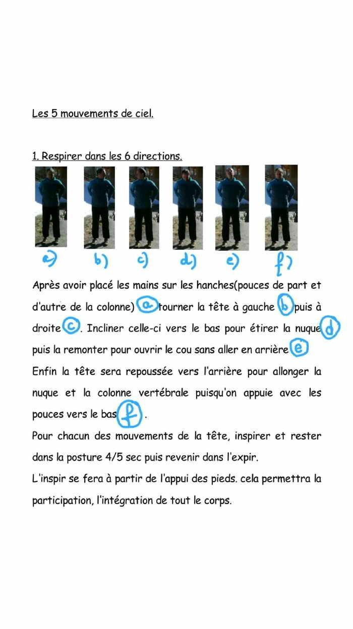 20 mouvements de base 16 redimensionner