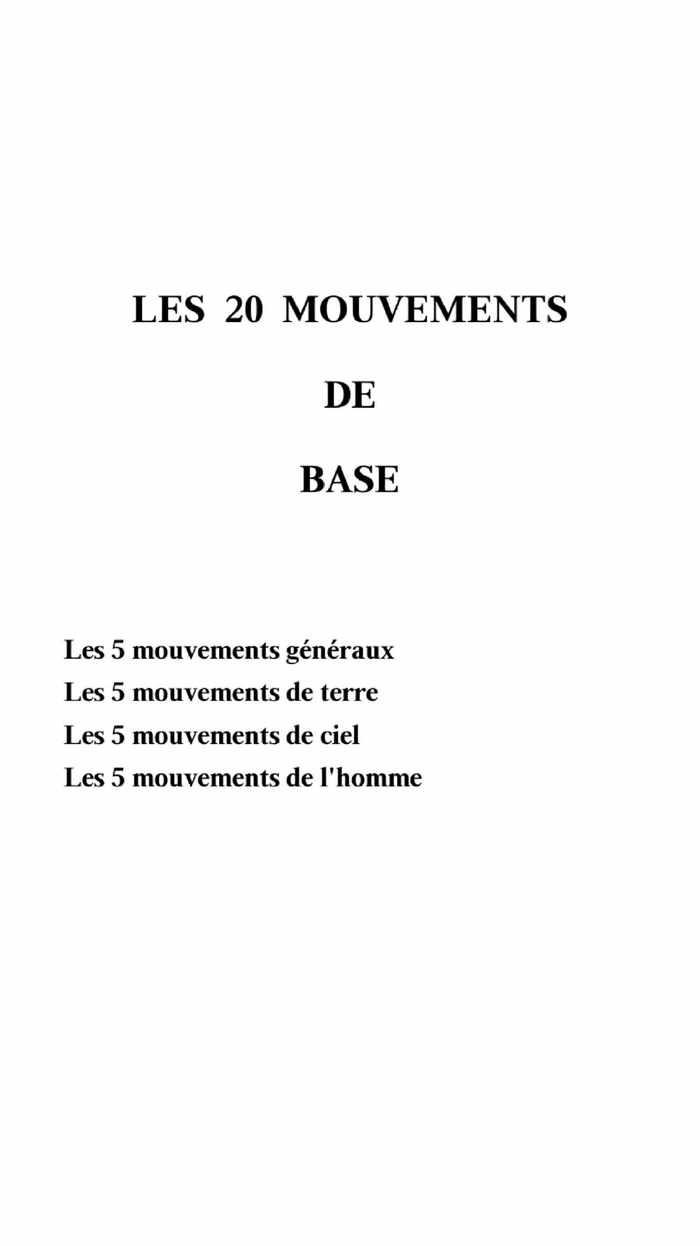 20 mouvements de base 2 redimensionner
