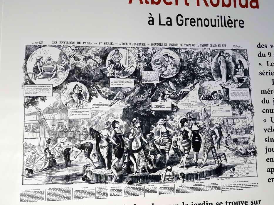 2019 02 10 St Germain et musée de la Grenouillère à Croissy_23