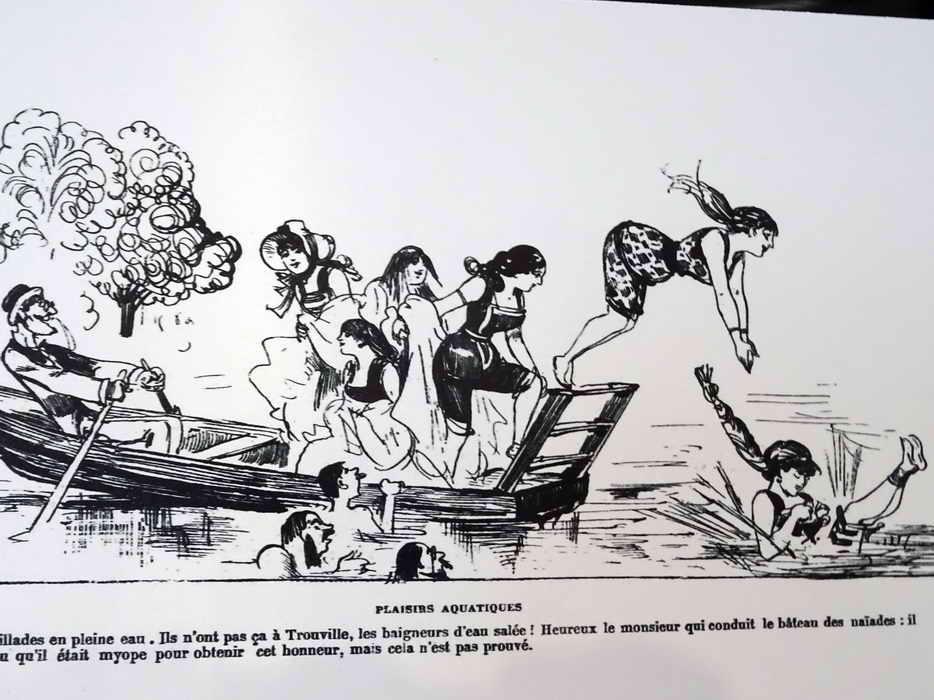 2019 02 10 St Germain et musée de la Grenouillère à Croissy_24