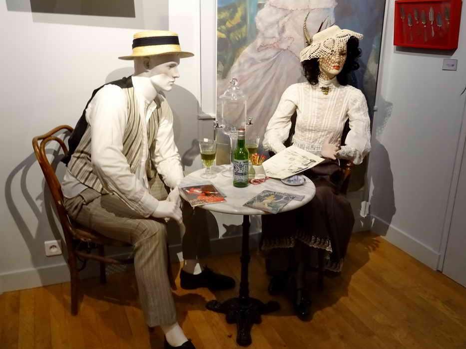 2019 02 10 St Germain et musée de la Grenouillère à Croissy_27