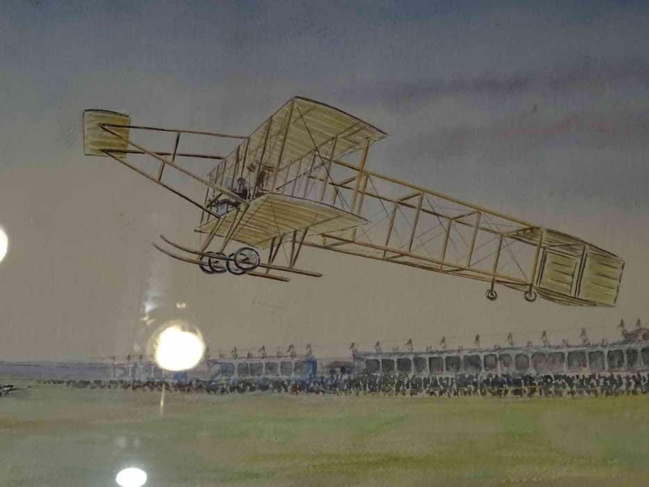 2019 10 13 WE musée aéronotique Blériot