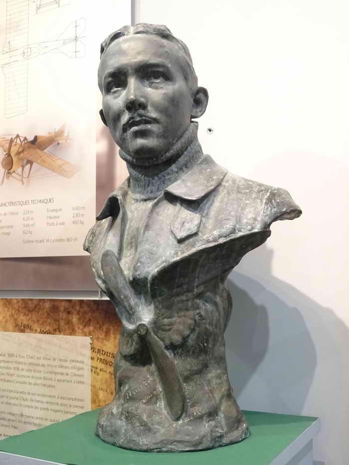 2019 10 13 WE musée aéronotique Maurice Prévost