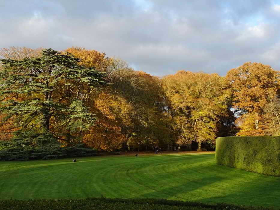 parc du château de Breteuil 1