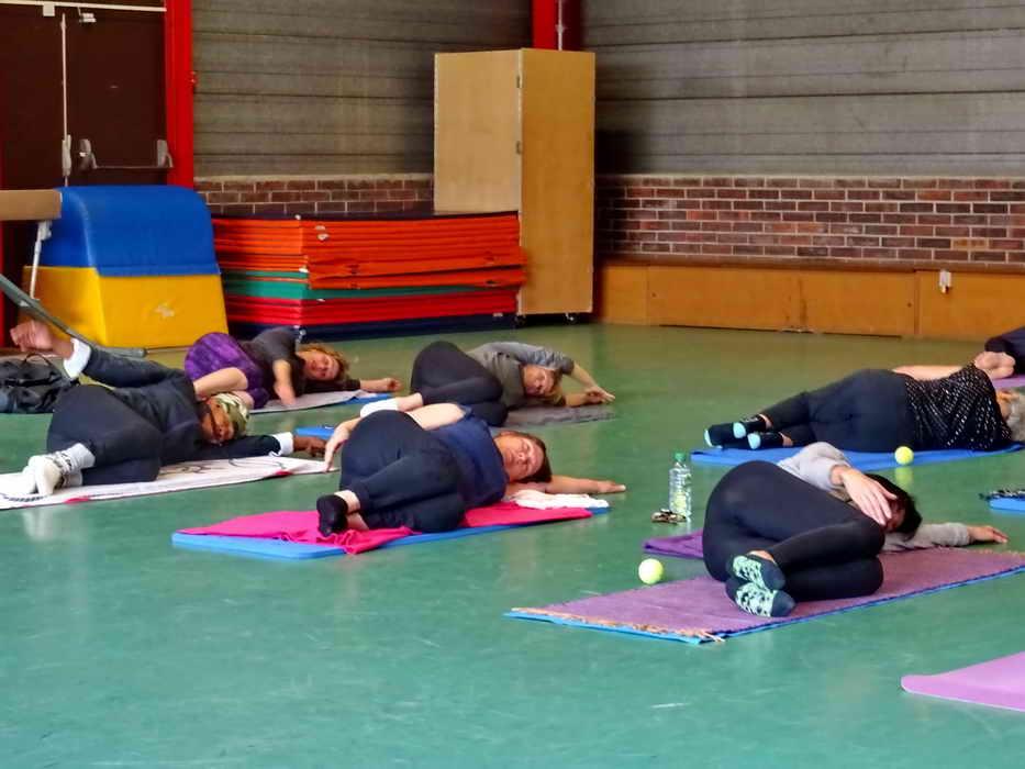 Stage gym holistique et Qi Gong 2