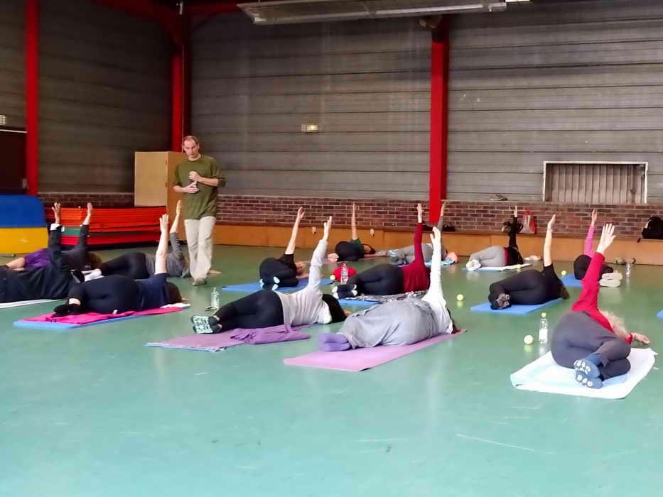 Stage gym holistique et Qi Gong 3