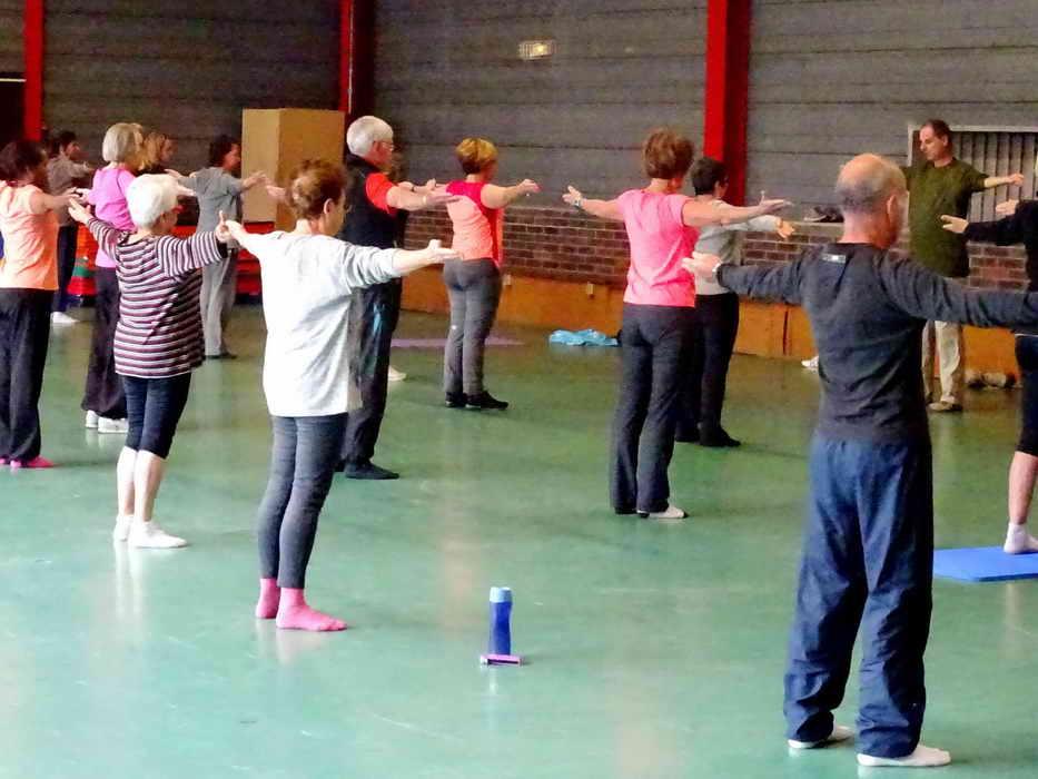 Stage gym holistique et Qi Gong 4