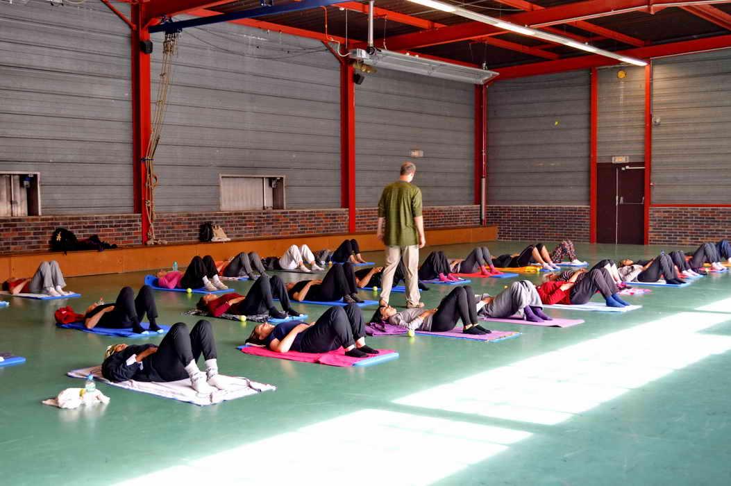 Stage gym holistique et Qi Gong 6