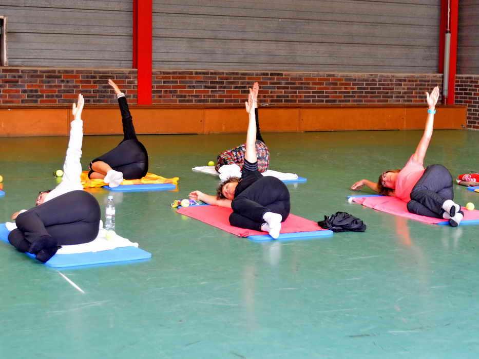 Stage gym holistique et Qi Gong 7
