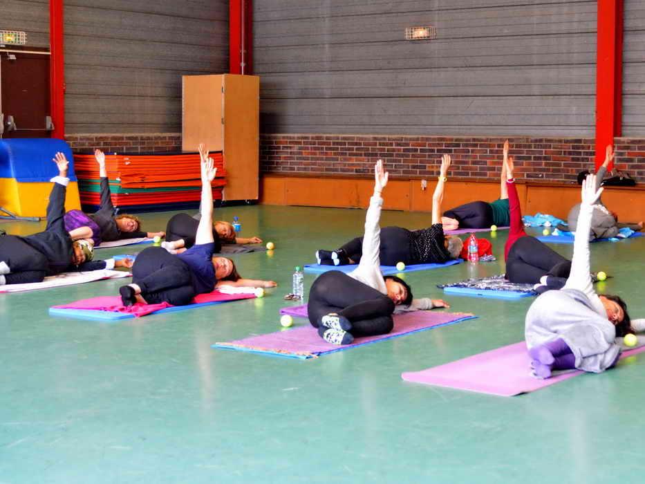 Stage gym holistique et Qi Gong 8