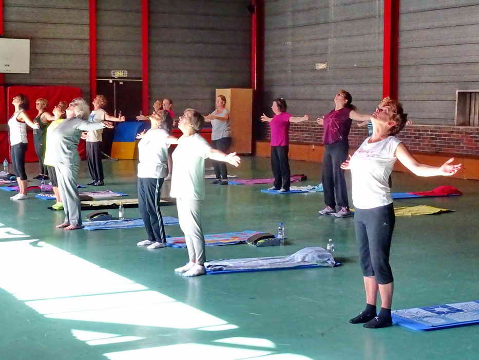 Stage Pilates du 30 septembre 2017