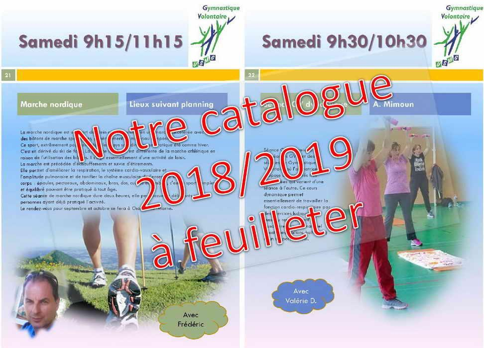 Catalogue a feuilleter