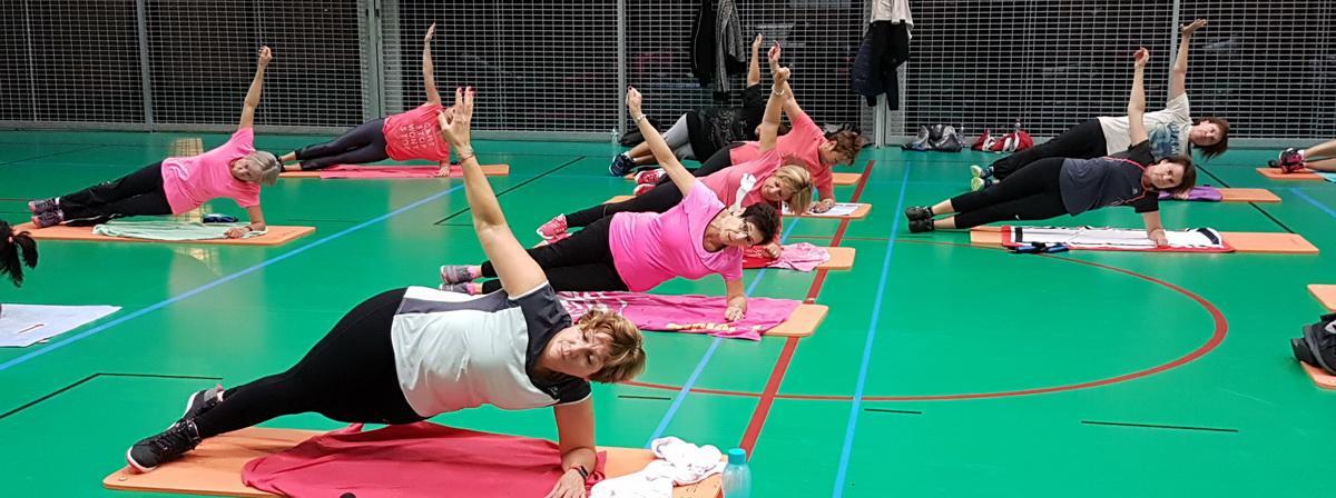 Séance de gym