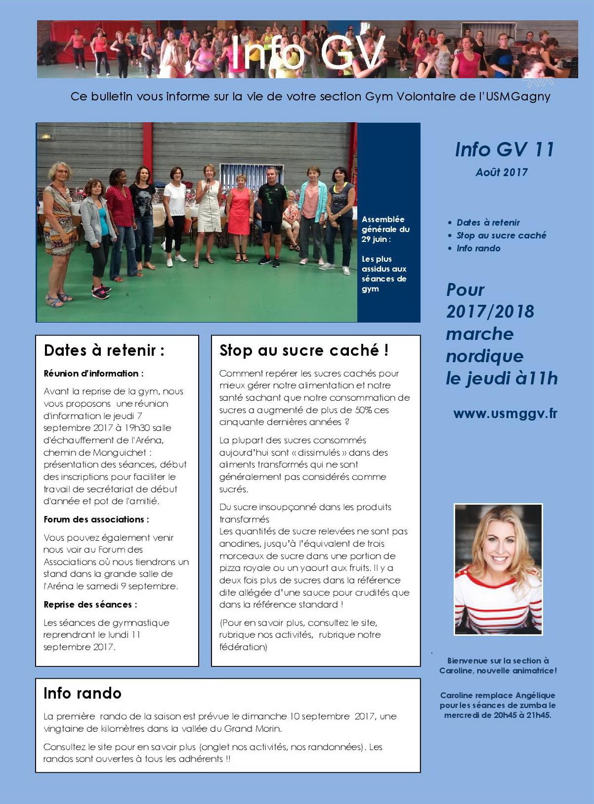 Info gv 11