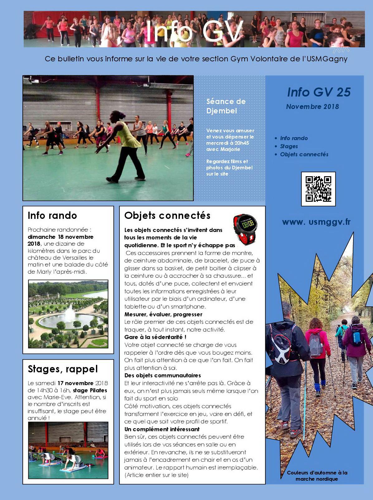 Info gv 25